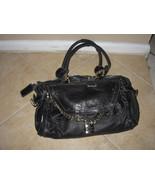 CHLOE Black Leather Paddington Capsule Satchel ... - $1,080.00