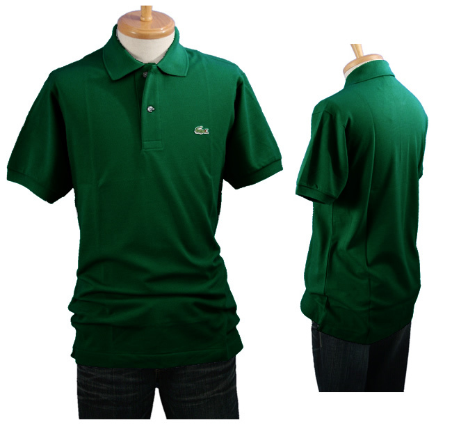 lacoste polo shirt size XL