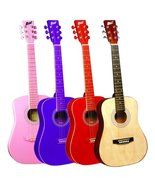 INDIANA 34' (3/4) LITTLE ACOUSTIC GUITAR STEEL ... - $89.00