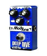 ModTone MT-DD Deep Dive Octave Plus Effects Pedal - $129.95