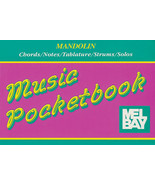 Mandolin Pocketbook/Case Size/Chords/Solos/Stru... - $1.00