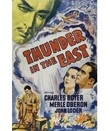 Thunder In The East 1952 DVD Alan Ladd  - $9.00
