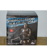 Terminator Salvation T-600 Bust Limited Edition... - $54.99