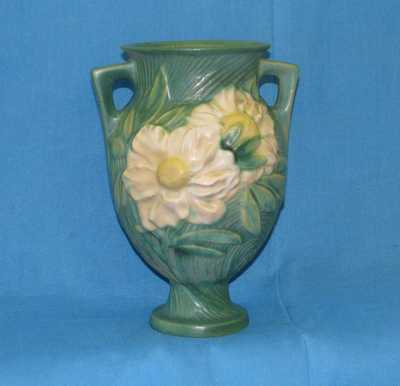 Roseville Pottery History, Pattern and Shapes Information