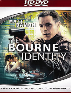 The Bourne Identity (HD DVD, 2007)