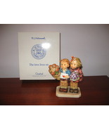 MI Hummel Figurine The Love Lives On 50 years - $150.00