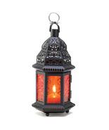 Amber Moroccan Candle Lantern - $18.00