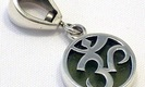 Moldavite_pendant_ohm_sterling_silver_front