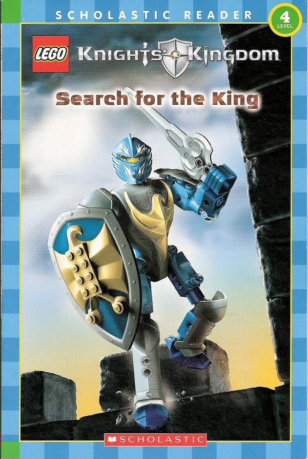 Lego Knights' Kingdom Search for the King Scholastic Level 4