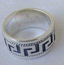 Greek C15  ring Bonanza