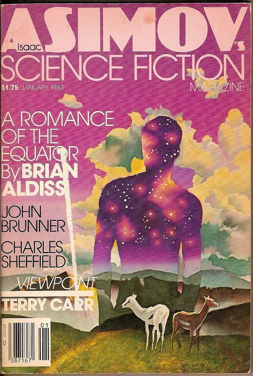 Isaac Asimov's Science Fiction Magazine January 1983