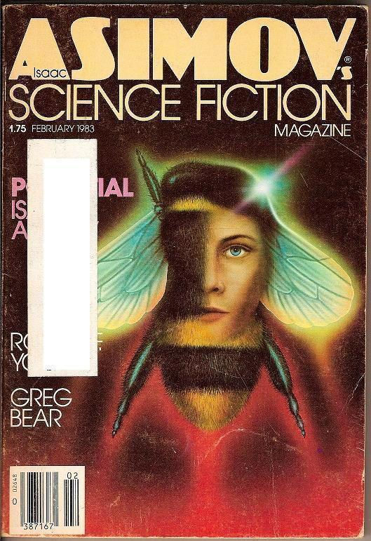 Isaac Asimov's Science Fiction Magazine February 1983