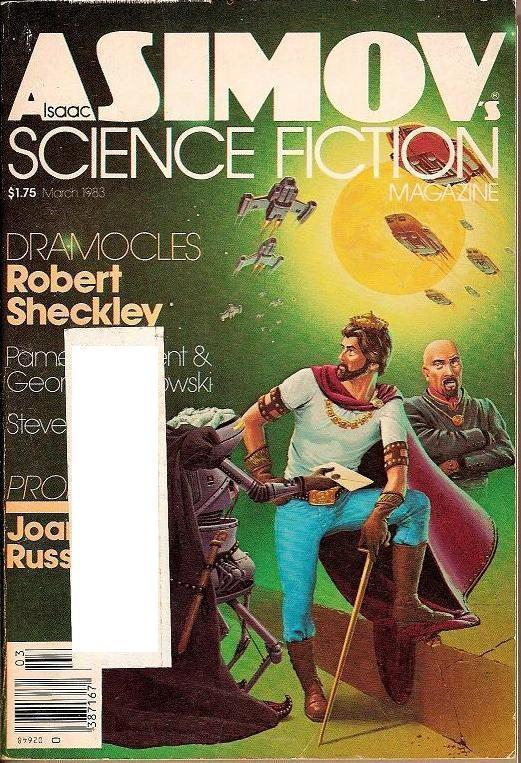 Isaac Asimov's Science Fiction Magazine March 1983