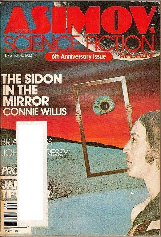 Isaac Asimov's Science Fiction Magazine April 1983 6th Annv Issue