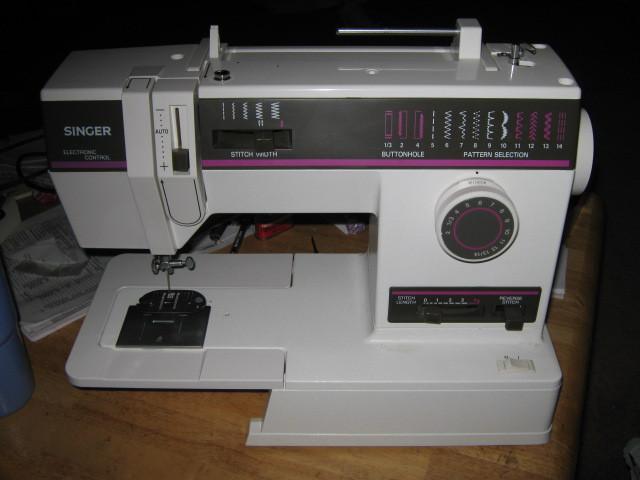 singer 9420 sewing machine