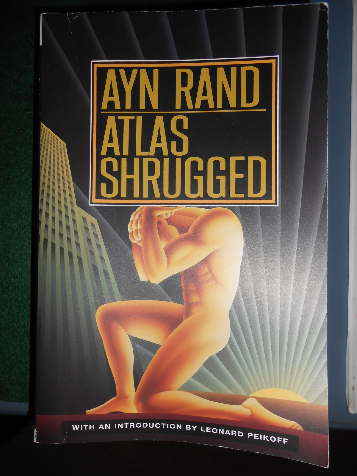 atlas shrugged essay Each year the ayn rand institute (ari), a united states organization, awards more than us$130,000 in prizes to over 750 students who distinguish themselves in high school essay contests on anthem, the fountainhead and atlas shrugged.