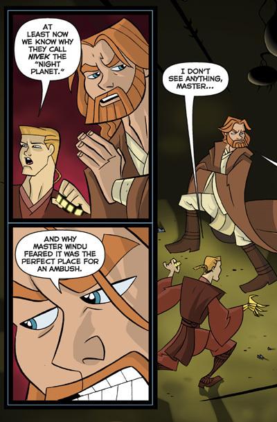 Image 2 of Clone Wars Adventures Vol 1 Star Wars Dark Horse Comic