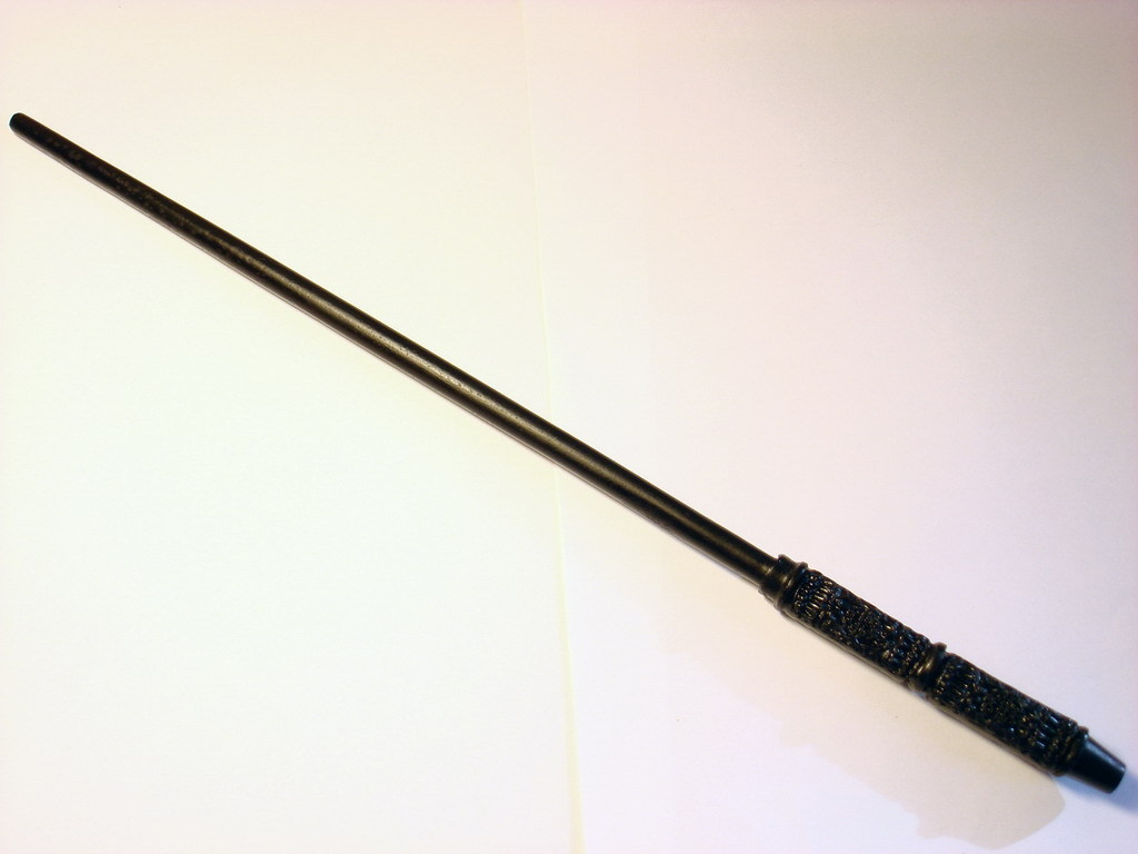 harry potter magic wand - photo #49
