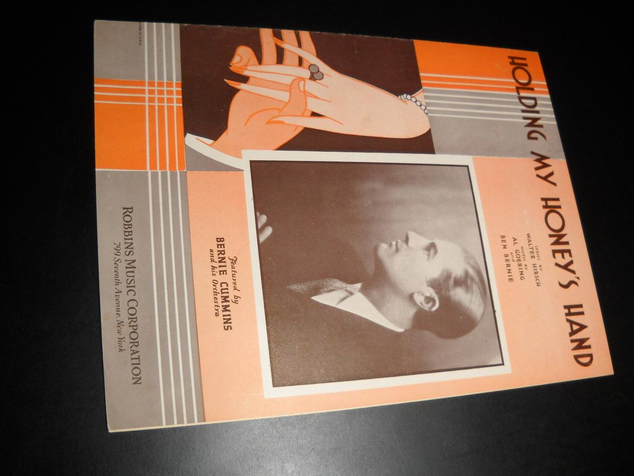 Sheet_music_holding_my_honey_s_hand_bernie_cummins_1932_mgm_robbins_01