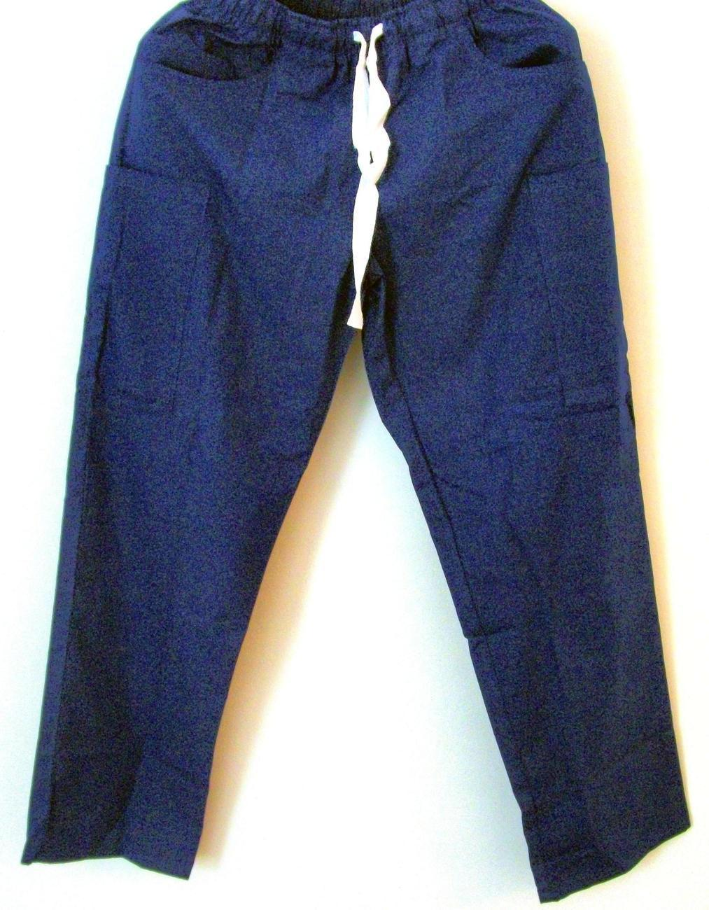 Royal_blue_5_pocket_scrub_pants