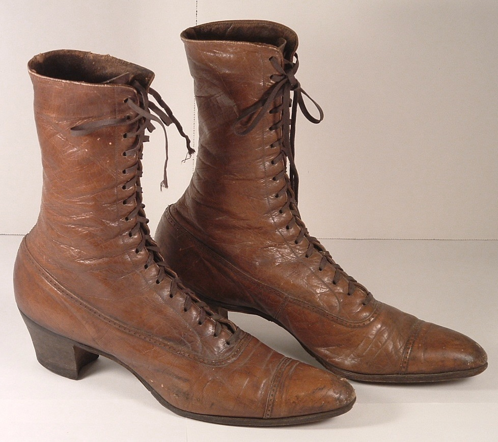 Vintage Womens Boots 115