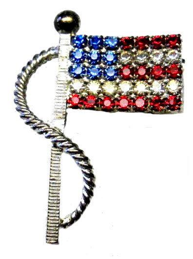 Flagpin