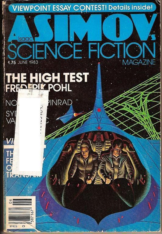 Image 0 of Isaac Asimov's Science Fiction Magazine June 1983