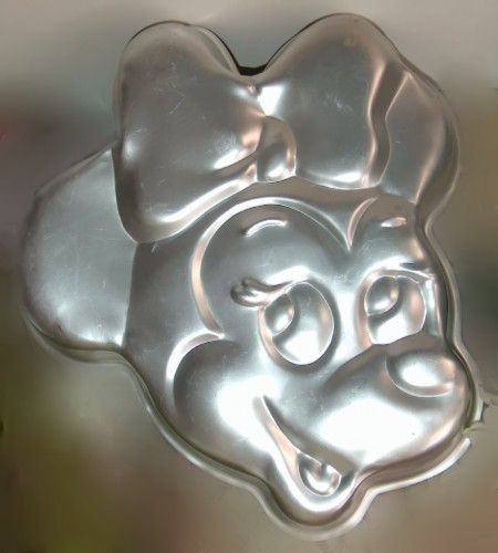 Minnie Mouse Cake Pan Amazon