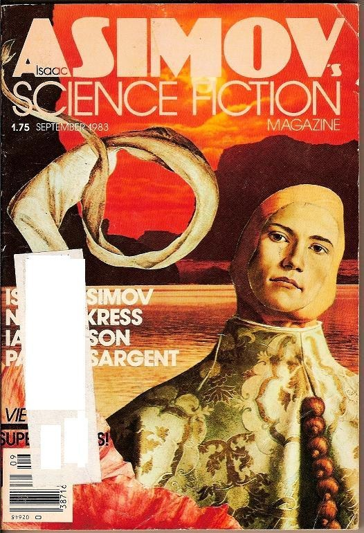 Image 0 of Isaac Asimov's Science Fiction Magazine September 1983