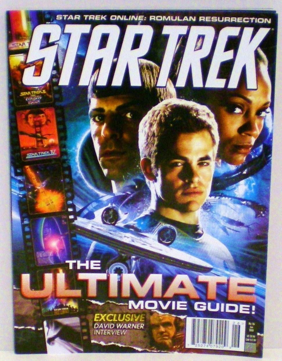 Image 2 of Star Trek Magazine issue 26 Ultimate Star Trek Movie Guide