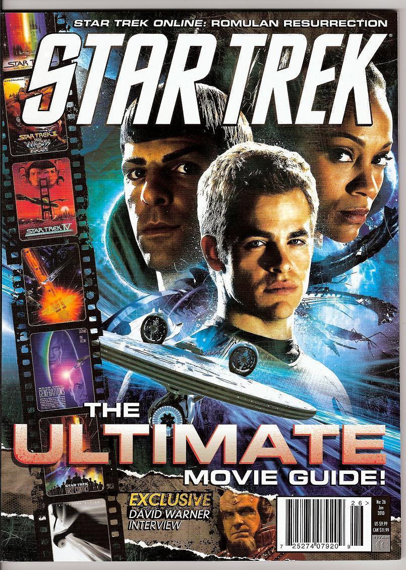 Image 0 of Star Trek Magazine issue 26 Ultimate Star Trek Movie Guide
