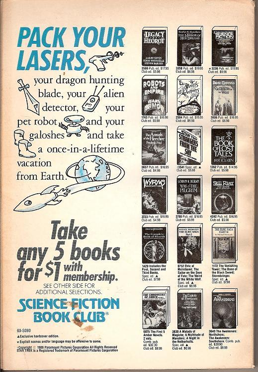 Image 1 of Isaac Asimov's Science Fiction Magazine January 1988