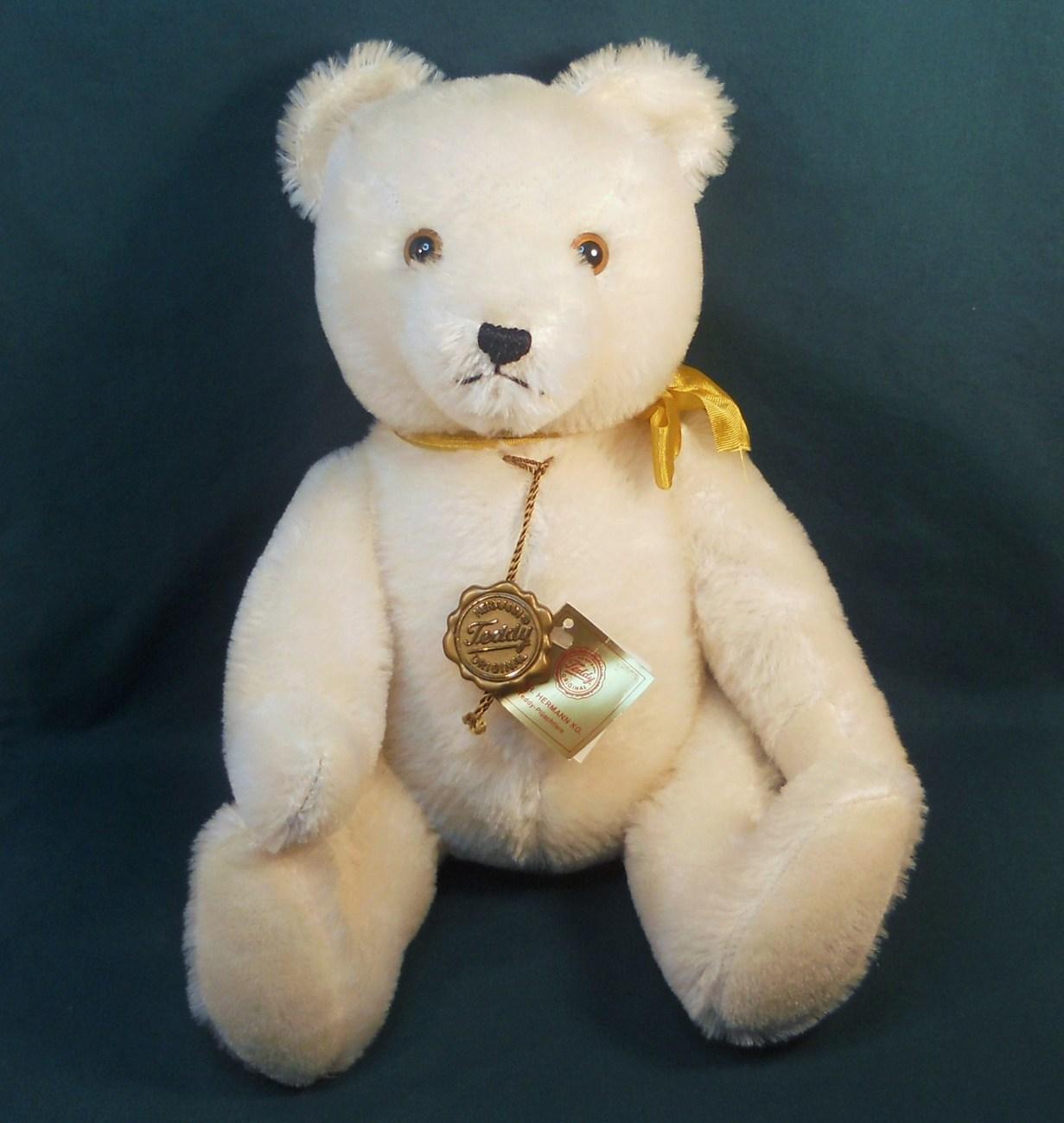 Hermann Original Teddy Bear 16 inch Exclusive P&E Rubin pre 1980
