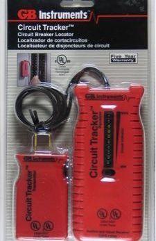 gb instruments circuit tracker get 1200 manual