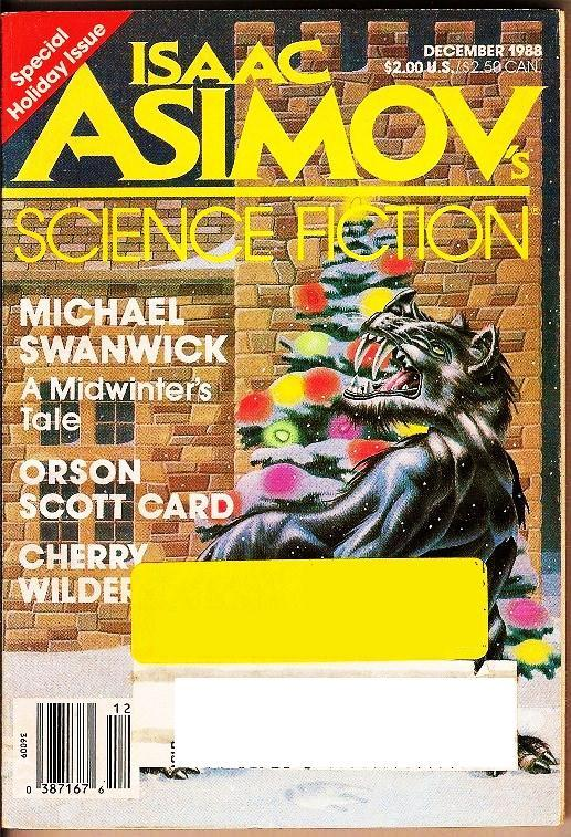 Isaac Asimov's Science Fiction Magazine December 1988