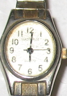 Vintage Watch It Ladies Wrist Watch M.Z. Berger