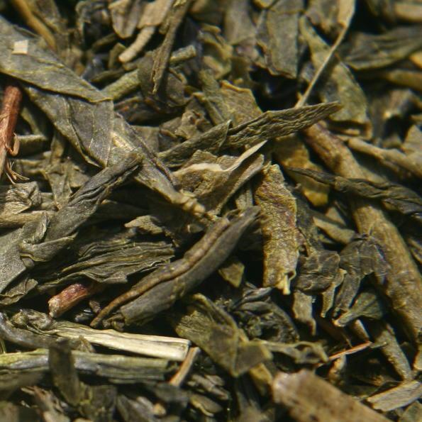 Sencha Leaf Green Loose Tea ORGANIC 4oz. - Herbs & Botanicals