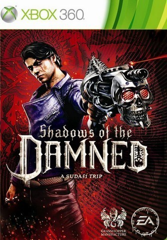 Shadows of the Damned, xbox 360 game