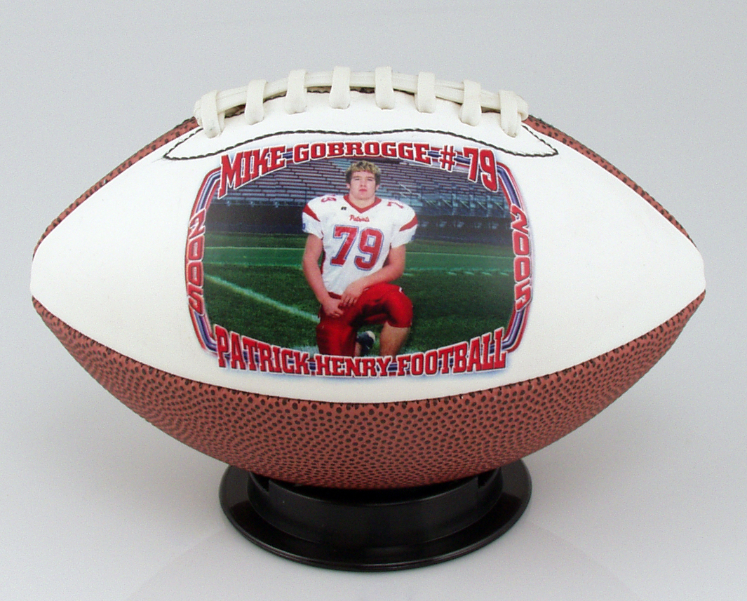 Personalized Mini Football Coach, Player, Team,  Award Gifts