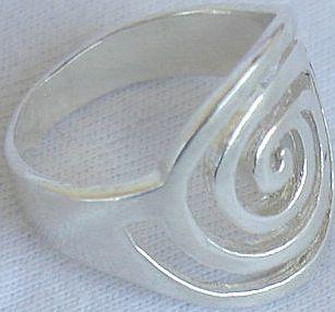 Greek shape ring Bonanza