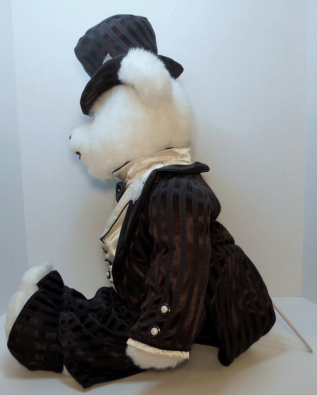 Image 2 of Lord Darlington Groom white Bear Tilly Collectibles 1990 US
