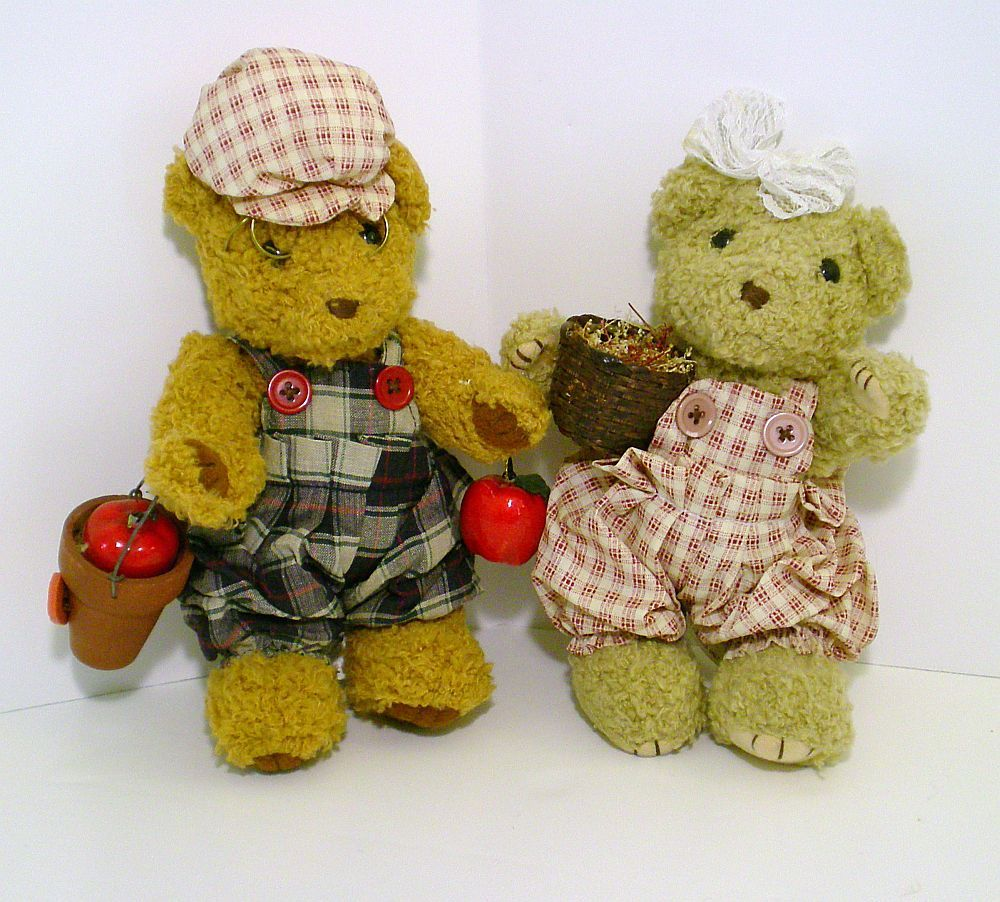 County Fair Teddy Bears
