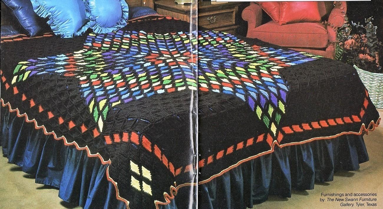 Star Blanket Pattern Design Patterns