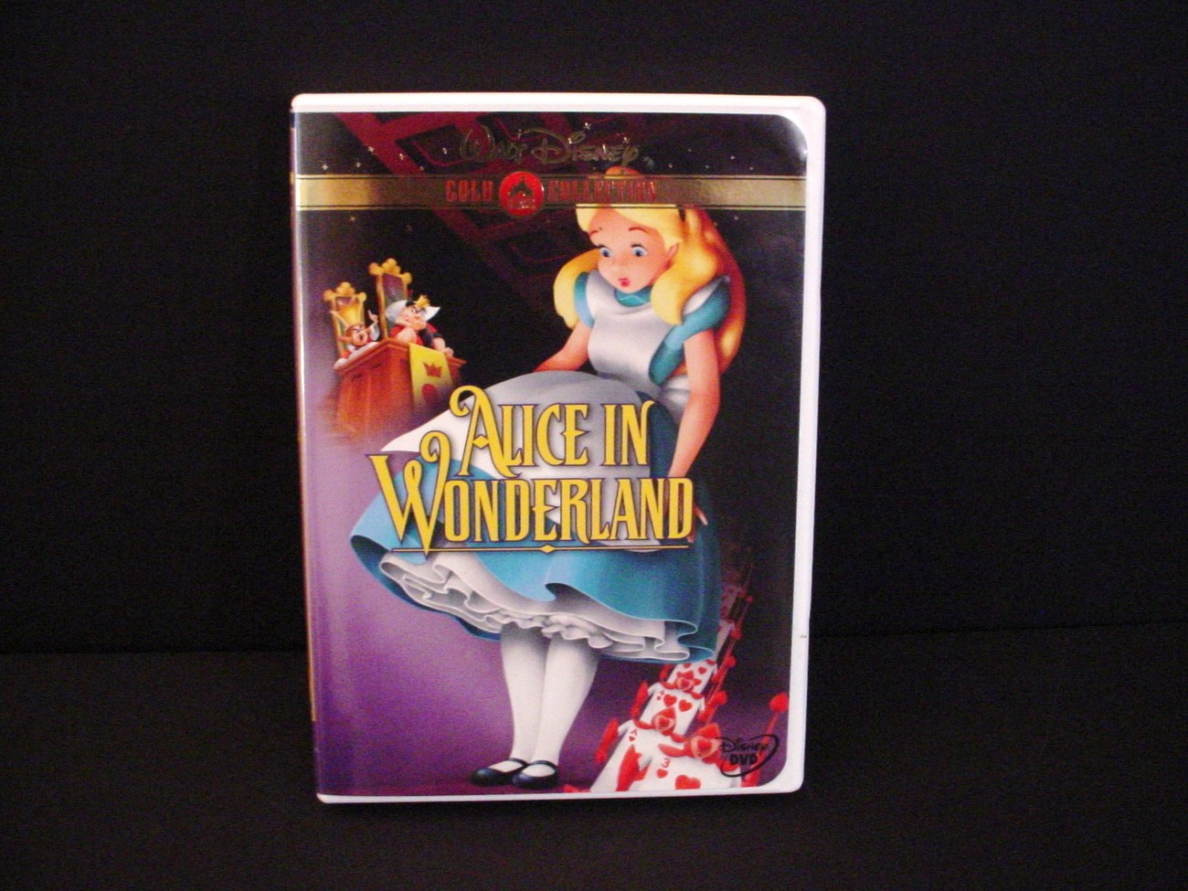 Think, Alice in wonderland adult musical comedy