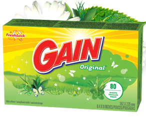 Gain_dryer_sheets