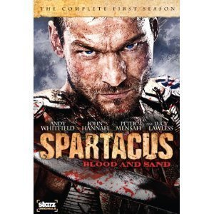 SPARTACUS:Blood and Sand~Complete First Season,DVD,2010,New!