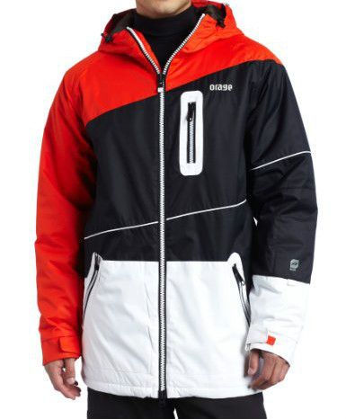 NWT Orage Xavier Pro Snowboard Ski 10k Waterproof Insulated Mens Jacket M L $280