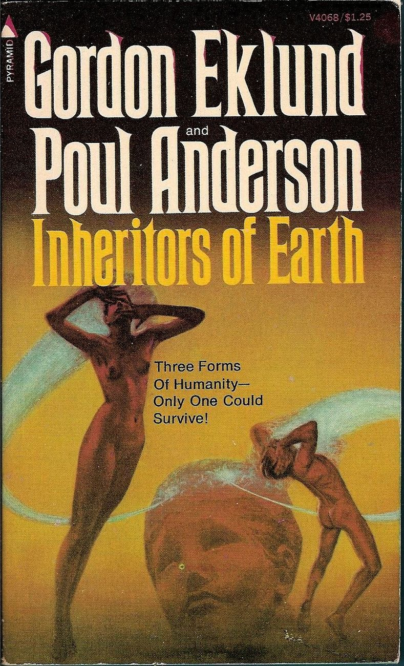 Image 0 of Inheritors of Earth by Gordon Eklund Poul Anderson 1976 edition