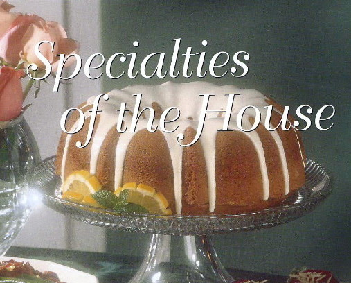 Younkers  Company Cookbook - Specialties Of The House