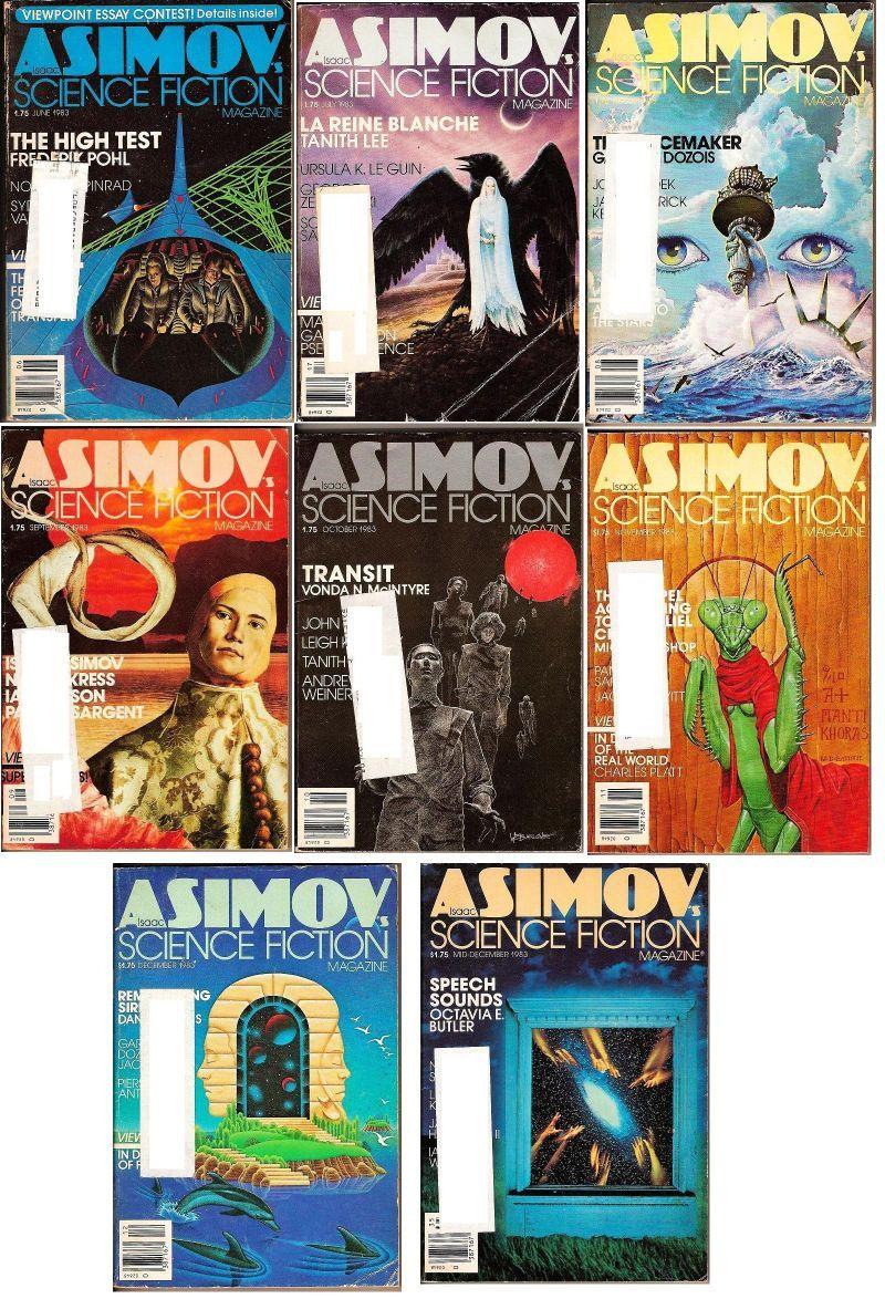 Image 3 of Isaac Asimov's Science Fiction Magazine February 1983
